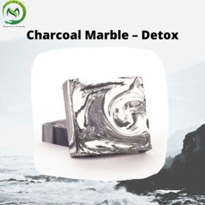 Charcoal Marble -Daily Delight