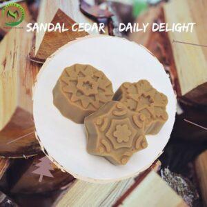 Sandal Cedar – Daily Delight