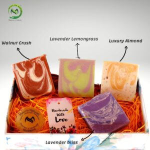 Exotic Luxury Soap Collection –